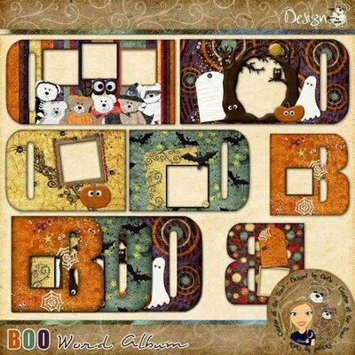 BOO Word Album