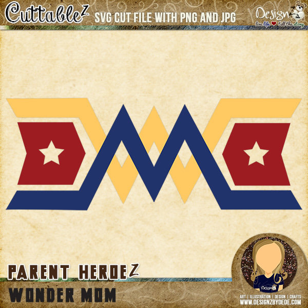 Wonder Mom  Parent HeroeZ