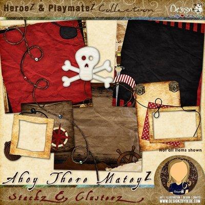 Ahoy There MateyZ   StackZ & ClusterZ