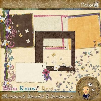 Mom KnowZ Best: ClusterZ StackZ & ScatterZ