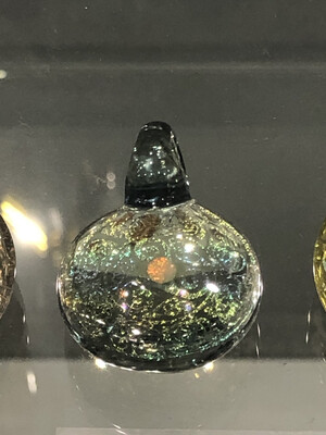 Subtl Dichroic Pendant With Opal