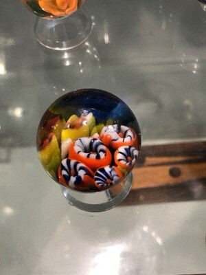 """Anemone Reef Implosion Marble 1.5"""""""
