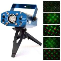 Динамичный лазерный проектор