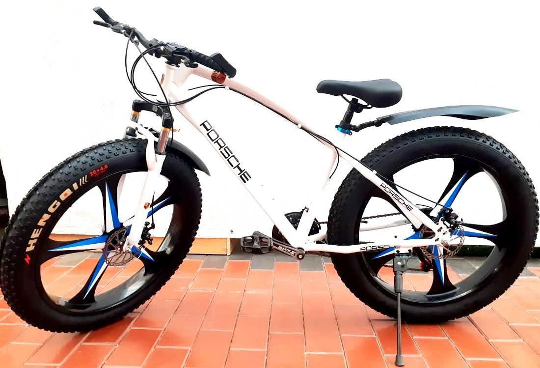 Велосипед фэтбайк MBD