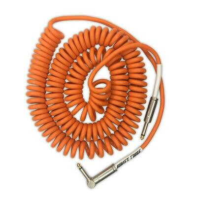 BULLET CABLE 30′ COIL ORANGE CABLE