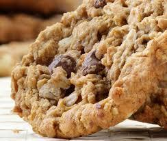 Oatmeal Chocolate Chip Cookies 1/2 Dozen