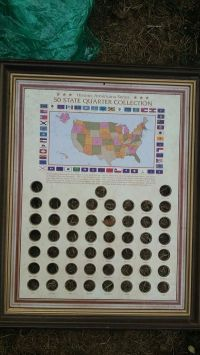 50 state quarter collection holder (General) in Issaquah, WA