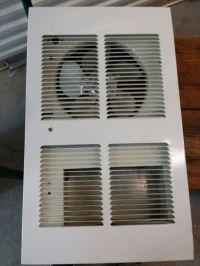 Wall mounted heater fan 4000W 220 Volt (Appliances) in ...