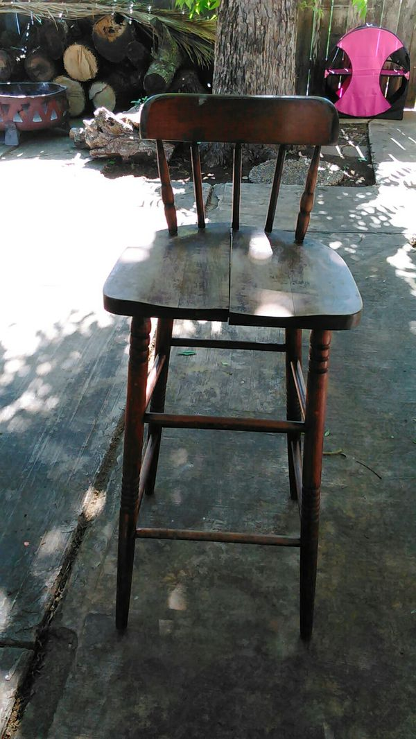 antique high chairs office chair store stool antiques in san antonio tx