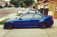 Bmw rack for e46 and e39 with thule fairing and yakima ...