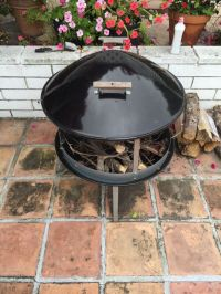 Weber Fire Pit on OfferUp (San Diego)