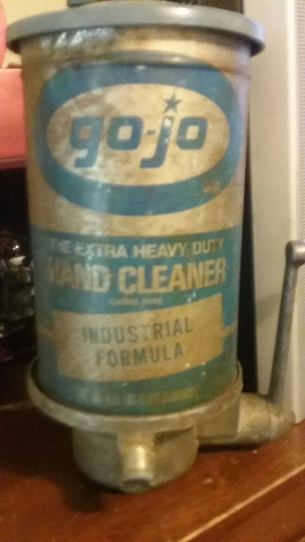 desk chair offerup covers from ikea vintage gojo hand soap dispenser (collectibles) in belvedere, sc