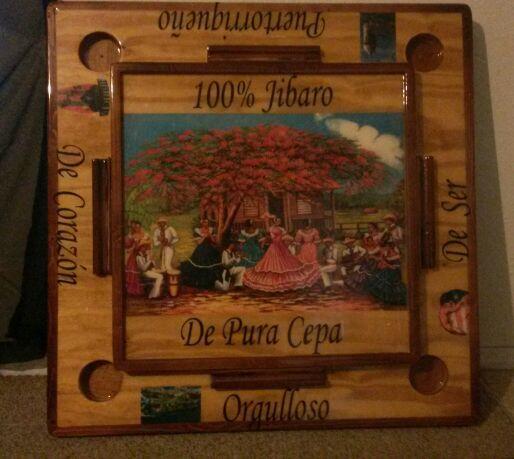 Mesa de domino para la ventaDomino table for sale