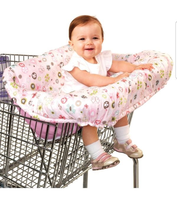 bright starts high chair flight simulator motion shopping cart cover baby kids in ceres ca
