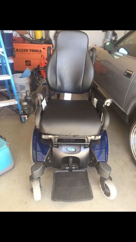 wheelchair base folding chair covers hobby lobby invacare pronto m91 power with surestep general in menifee ca