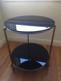IKEA Strind rolling coffee table (Furniture) in Belmont, CA