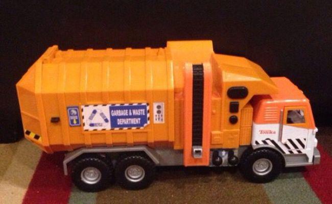Orange Kids Tonka Garbage Truck Games Toys In Redmond