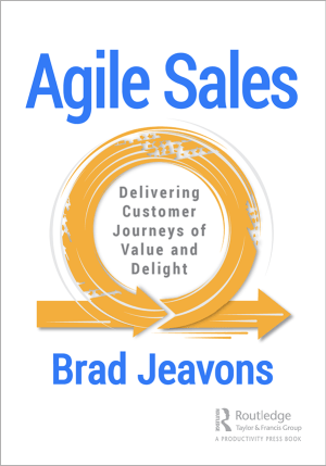 Agile Sales, Delivering Customer Journey's of value and delight.