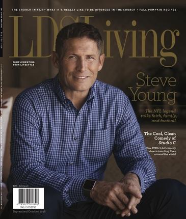 lds living magazine - 365×430