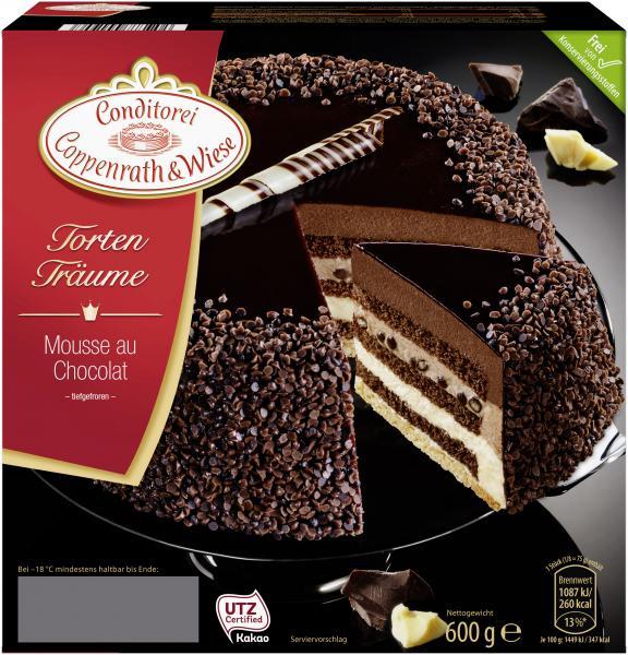 Coppenrath  Wiese Torten Trume Mousse au Chocolat online