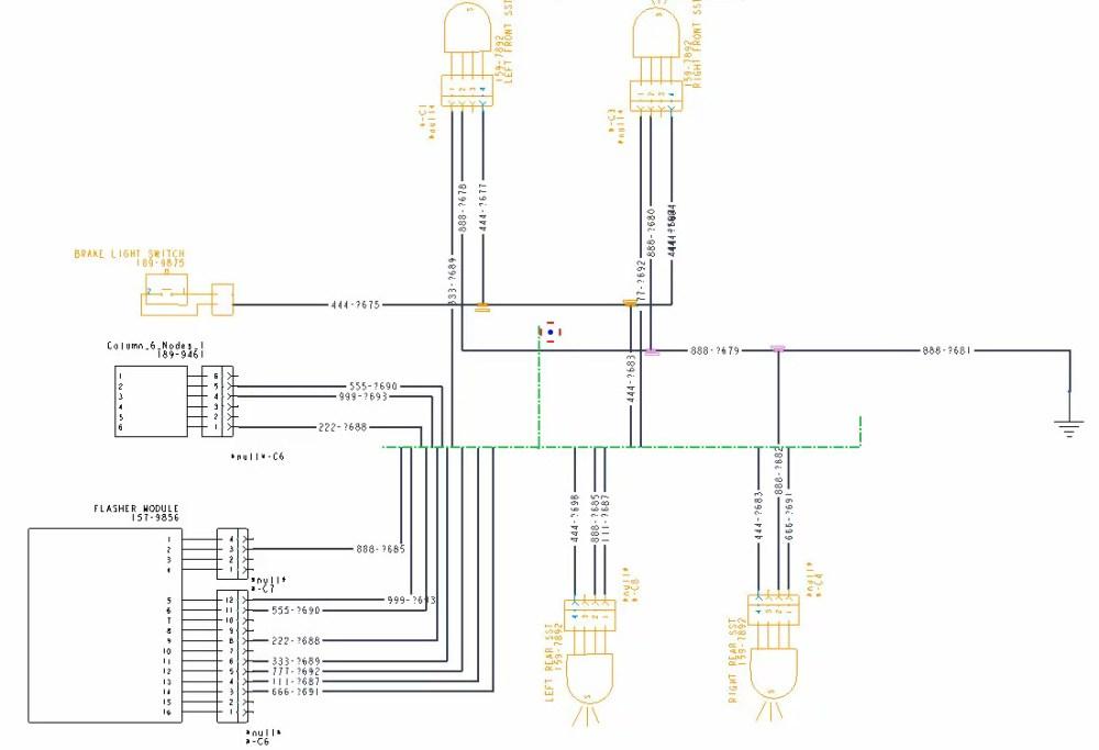 medium resolution of routing wires in the wid schematics 4 0