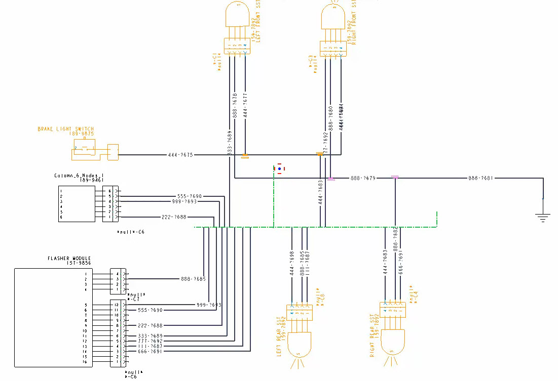 hight resolution of routing wires in the wid schematics 4 0