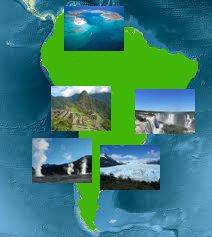 Les plus beaux endroits d'Amérique du Sud