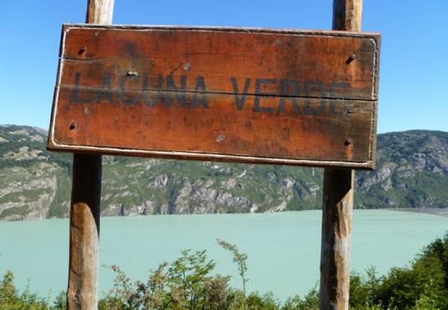 Laguna Verde, route australe, Chili