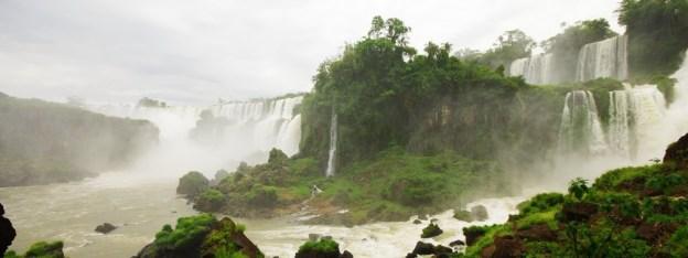 Chutes Iguazu - Argentine
