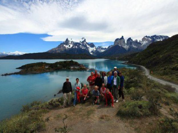 Parc Torres del Paine en Patagonie chilienne