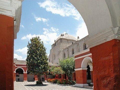 Santa-Catalina-Kloster