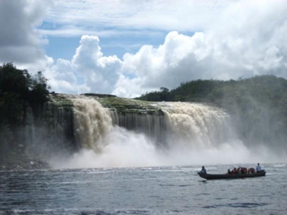 Parc National Canaima - Venezuela - Circuit Venezuela
