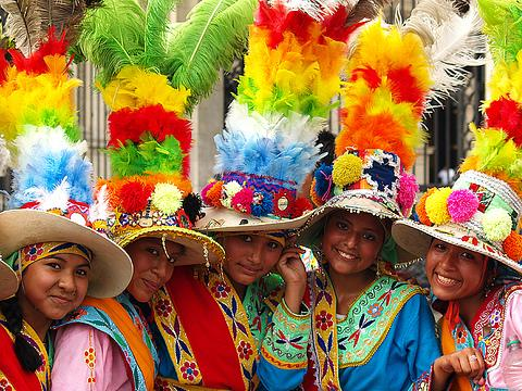 79972 - Peru Folklore