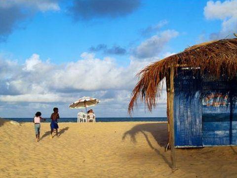 Strände Brasilien - Praia do Forte in Bahia