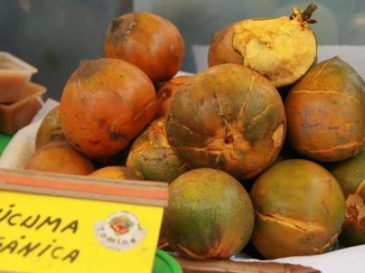 Exotische Früchte: Lucuma aus Peru