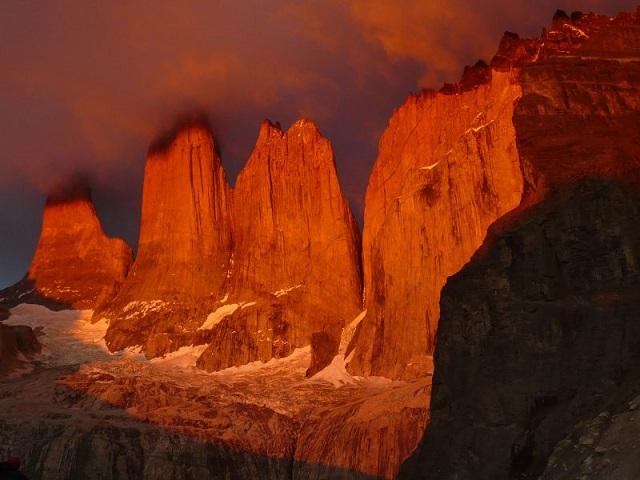 Chile Sehenswürdigkeiten: Torres del Paine