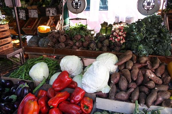 Foto: Gemüsestand in Cordoba (Oskari Kettunen - flickr.com)