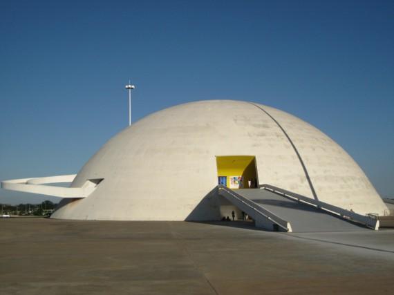 Oscar Niemeyer Gebäude: Museo_Nacional