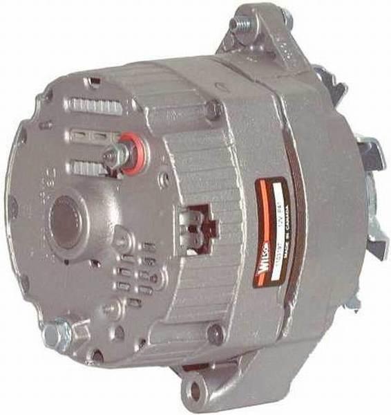 100 Amp Gm Alternator Wiring 90 01 3106 By Wilson Hd Rotating Elect Alternator