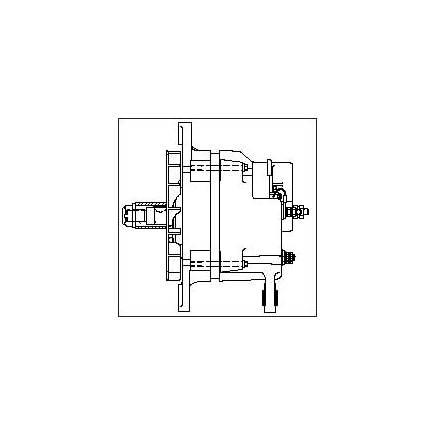 Alternator Bolt Size Water Pump Size Wiring Diagram ~ Odicis