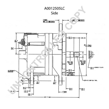 Alternator Diode Trio Alternator Field Wiring Diagram ~ Odicis