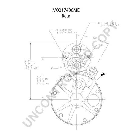 Automotive Relay Product Automotive Fog Light Switch