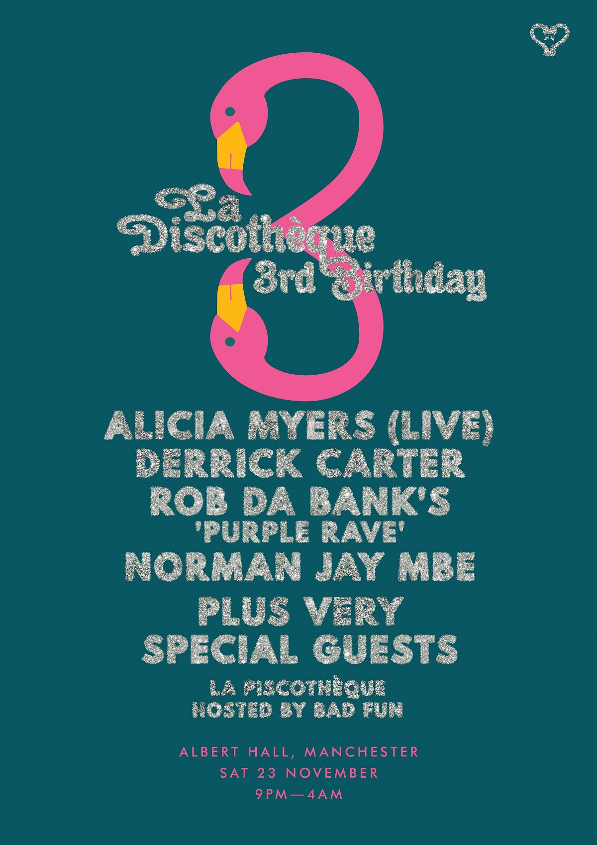 Image result for la discotheque manchester 3rd birthday