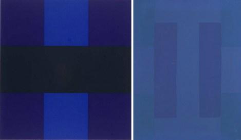 Resultado de imagen de Reinhardt paintings