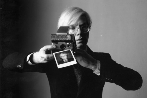 Image result for andy warhol photography