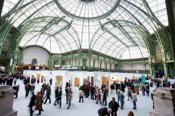 Art Paris Fair 2016 143 Galleries Celebrating Magnificent Grand Palais Widewalls