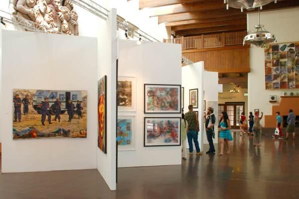Art Santa Fe 2016 Fair Brings Internationally Renowned Galleries And Artists