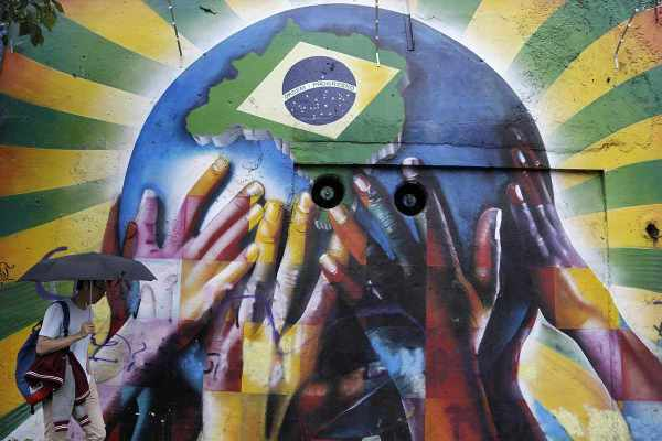 Art Matters Brazil Graffiti