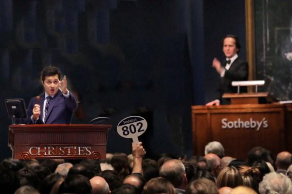 Auction War Time Sotheby Christie Widewalls