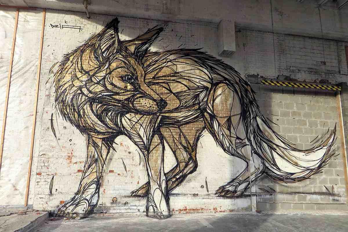 Graffiti Hits The 21st Century
